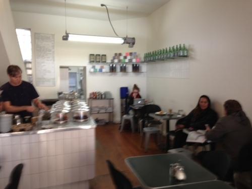 Troy (working), Mark (working!!), Anita (texting)