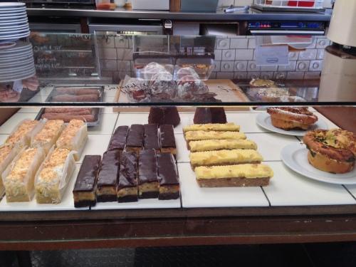 So much choice, so few calories allowed!