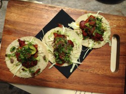 Lovely tacos